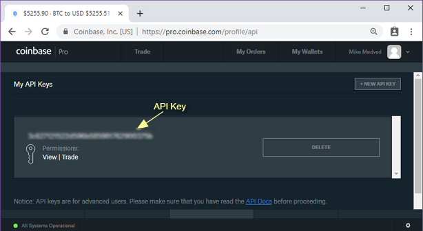 Coinbase Api Secret Things To Know Before You Get This